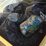 Ο νέος μας κάδος συγκέντρωσης των ανακυκλώσιμων υλικών.